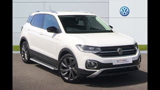 Volkswagen, T-CROSS ESTATE SPECIAL EDITION, 1.0 TSI 115 First Edition 5dr