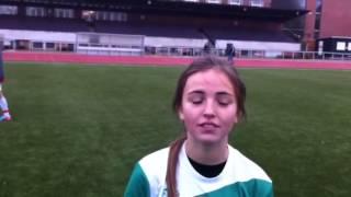 Interview med Chabrina Hansen fra Brøndbyøster Skole