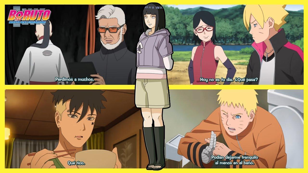 Te Resumo el Épico Capítulo 194 de Boruto: Naruto Next Generations.