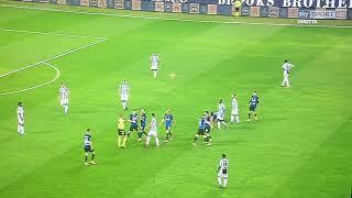 Fallo Pjanic Inter-Juventus 2018