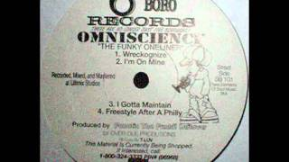 Omniscience - My Main Man