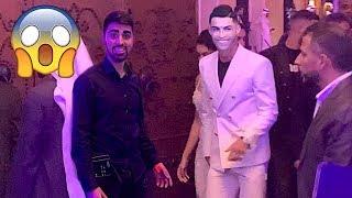 CRISTIANO RONALDO IN DUBAI !!!