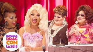 Drag Moms & Daughters w/ Alexis Mateo, Vanessa Vanjie, Stacy Layne & MORE @ RuPaul