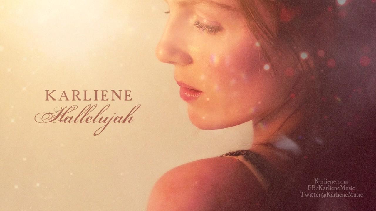 Karliene - Hallelujah - YouTube