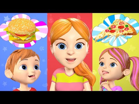 No No Song & Fun Cartoon Nursery Rhymes For Kids By Little Treehouse