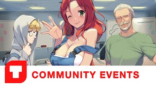 2-Minutes of Toast - Drift Girls August Community Events