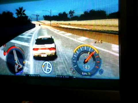 need for speed undercover wii police chase youtube. Black Bedroom Furniture Sets. Home Design Ideas