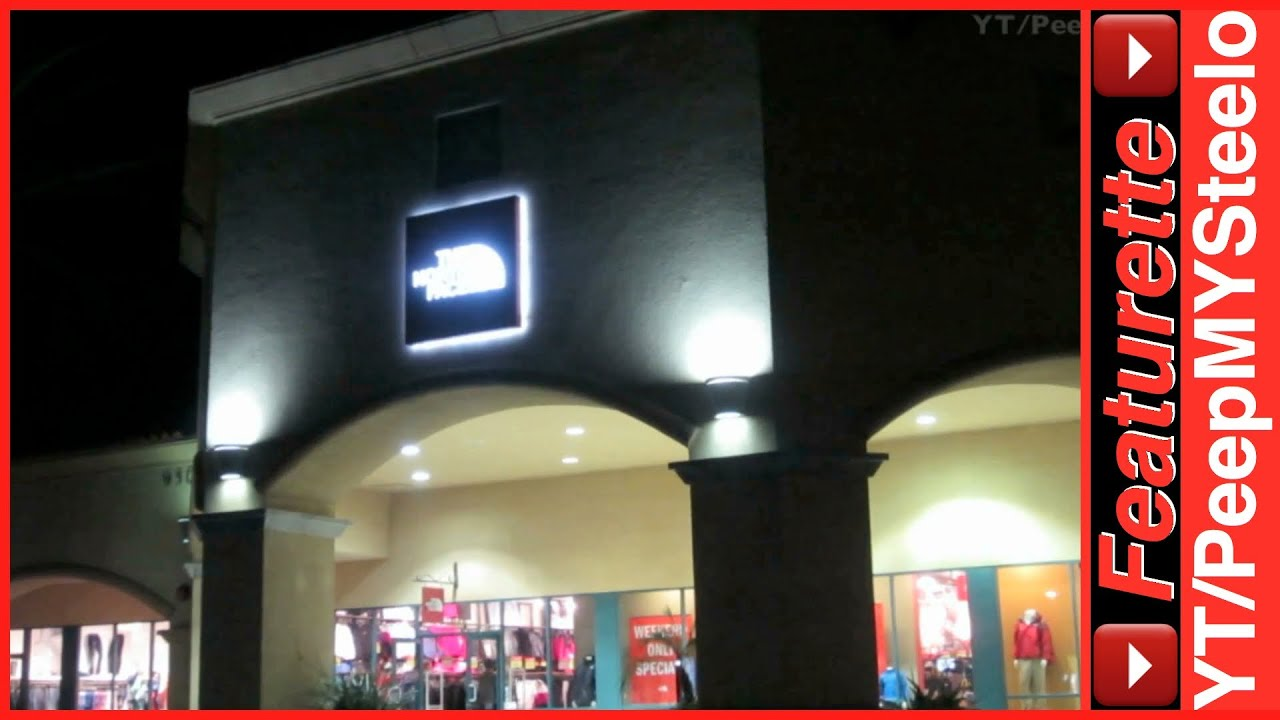 north face outlet orlando