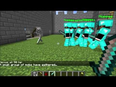 NPC in Minecraft