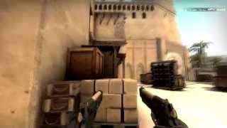 CS:GO - Dual Berettas headshot machine