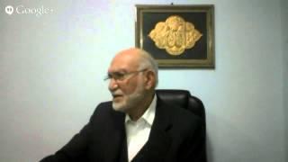Prof. Dr. Süleyman Ateş ile Tefsir Dersi - Hicr Suresi 51. - 99. Ayetler