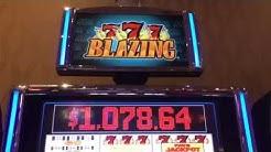 BLAZING 777'S SLOT LIVE PLAY