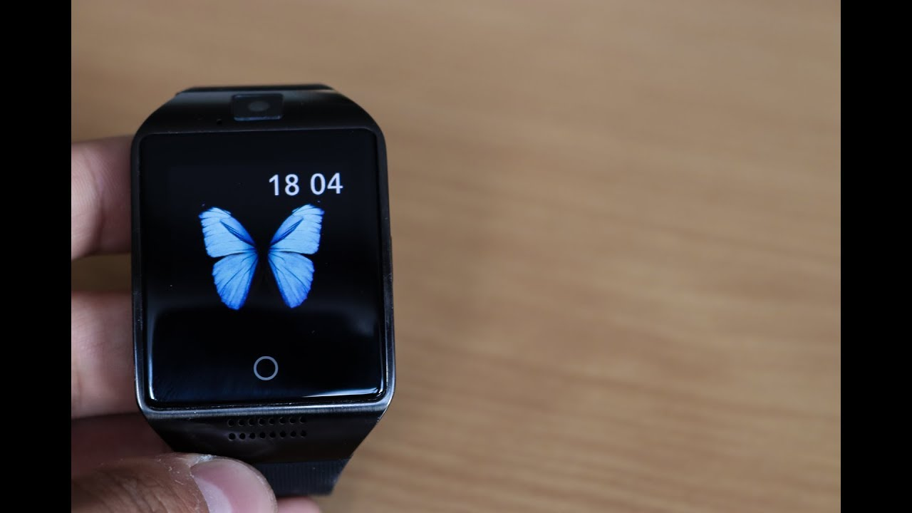 Apro Q18 Smartwatch 20 Micro Sim Battery 500 Mah Bluetooth