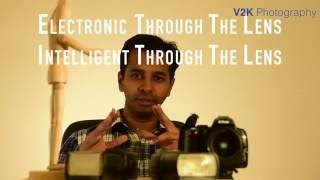 27 flash part 4   ittl ettl flash   photography in tamil