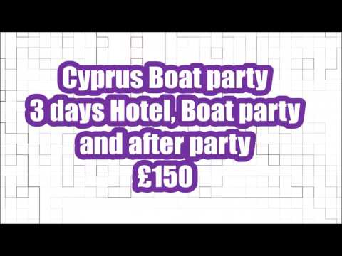 Curiosity boat party Promo vid