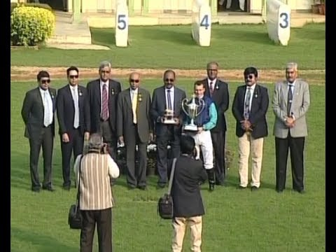 The Bangalore Turf Club Trophy (Gr 3) 2018 Presentation
