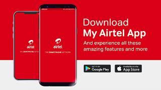 My Airtel App screenshot 5