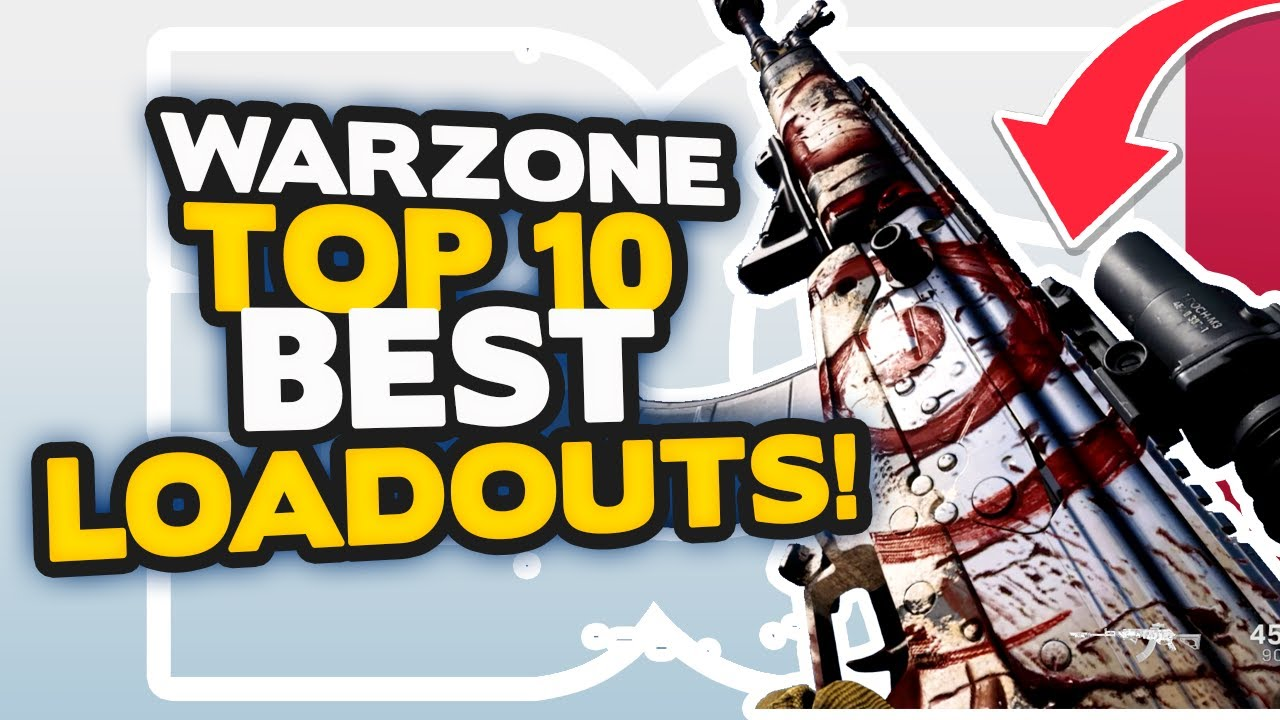 Warzone Top 10 BEST Loadouts after DMR NERF! (Warzone Tips)