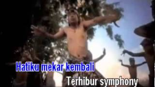 Once Mekel - Simphony Yang Indah (Karaoke Original Clip)