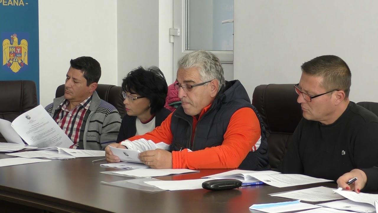 Consiliul Local Câmpia Turzii - ședință extraordinară (15.10.2019)