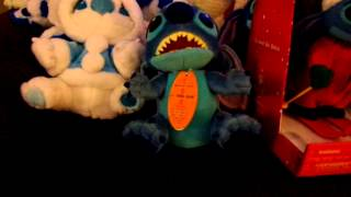 Disney Lilo & Stitch Talking Stitch