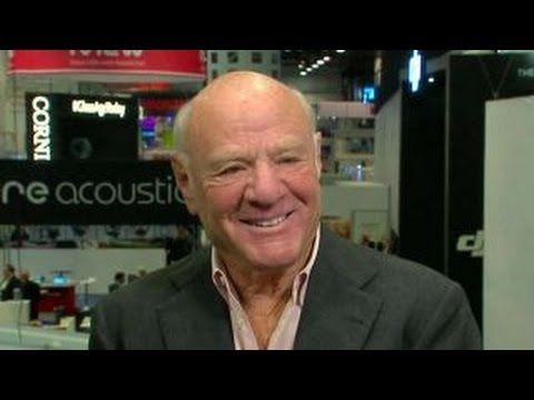 Barry Diller talks Twitter and Trump
