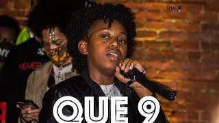 QUE 9 | Performs W/ AYO & TEO @ Fresh Empire(Detroit) (ShadieBeeTV)