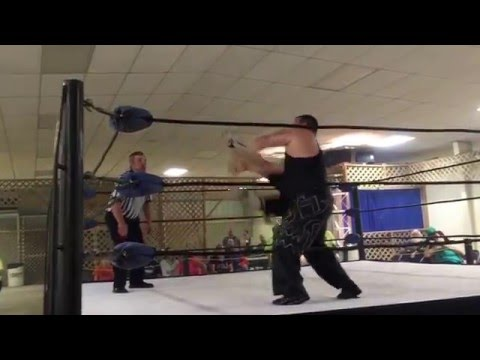 5.7.16 Lucas Nero vs Justin Stone from APW: All Pro Wrestling Pensacola