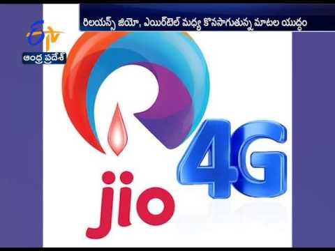 Reliance Jio, Bharti Airtel Battle Escalates