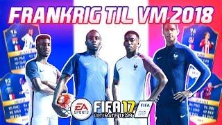 FRANKRIG TIL VM 2018!! - FIFA 17 Ultimate Team (DANSK)