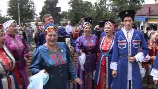 Терская казачья свадьба. Проводы жениха