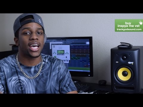 Top Hip Hop & Trap VST - Inspya Me (Now Included in TrackGod 2)!