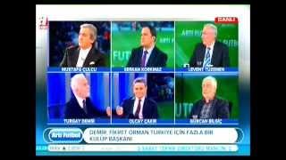 Artı Futbol Beşiktaş Eskişehir Maç Yorumları (6 Kişi Yorumluyor) 09.03.2014