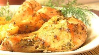 Курица в Сливочном Соусе. Как Приготовить Курицу в Сливочном Соусе
