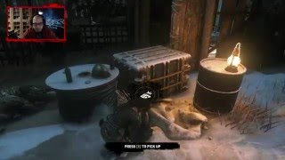 NoThx playing Rise of the Tomb Raider EP05