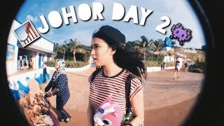 Putting back the JO in JOHOR // Legoland VLOG #3