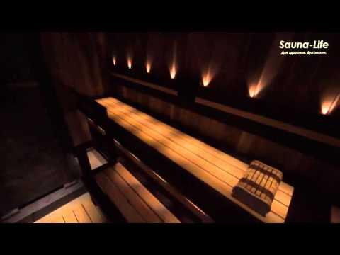 Строительство саун. Сауна в к.п. Антоновка (фото, дизайн, используемые материалы)