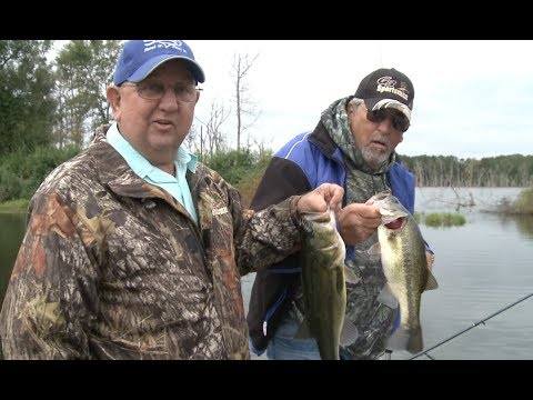 Cold Snap Bass with Uncle Bill & Lonnie