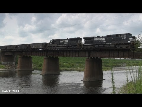 A Weekend of Trains Part One: Oakland, NJ and Pennsylvania