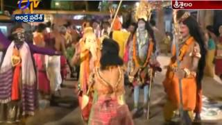 Shivaratri Brahmothsav Going on Grandly at Srisailam