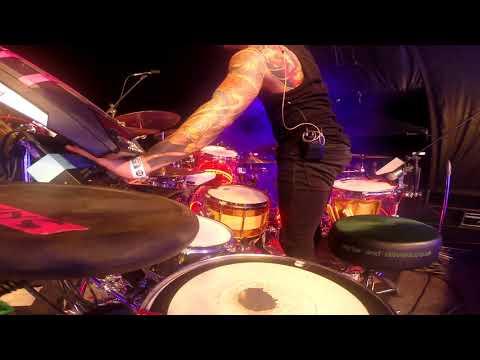 Maluma, Piso 21 - Me Llamas Remix (Live DrumCam @Cartagena) Miguel Ortiz
