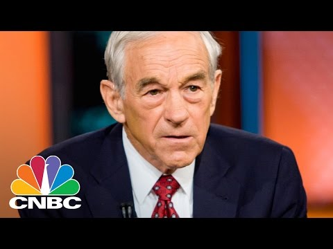 Dr. Ron Paul On The Fed, Stocks And Gold | Trading Nation | CNBC