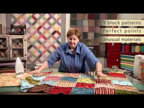 Quilting Quickly Level Ii With Jenny Doan On Craftsy Com