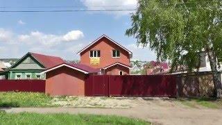 2-этажный коттедж на ул.Мереняшева(, 2016-05-13T09:13:54.000Z)