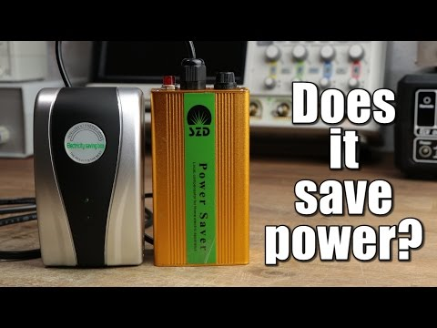 Chinese Power Saver - Does it actually save power?