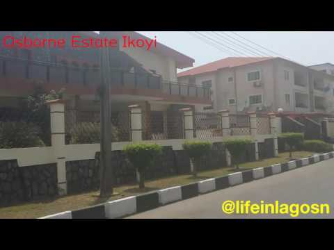 Osborne Foreshore Estate Ikoyi