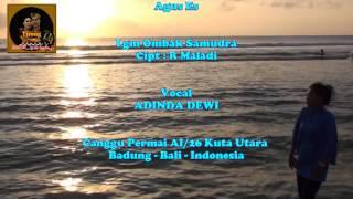 Lgm Ombak Samudra-Adinda Dewi SPY - Cipt:R Maladi-Lyrics