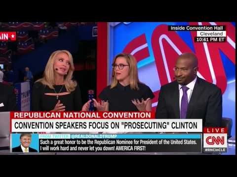 """S.E. Cupp says """"she can't with Ben Carson"""""""