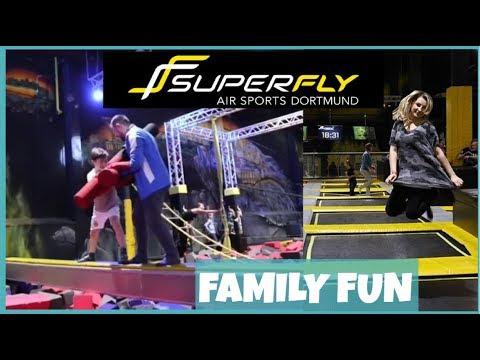 SUPERFLY Dortmund   Spaß für die ganze Familie   Vlog   mummy2day
