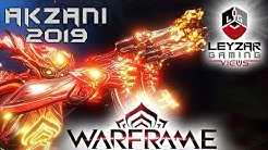 Akzani Build 2019 (Guide) - New Player Tutorial (Warframe Gameplay)